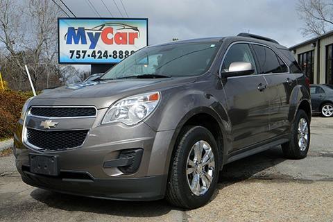 2012 Chevrolet Equinox for sale in Virginia Beach, VA