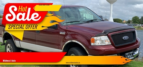 2004 Ford F-150 for sale in Naperville, IL
