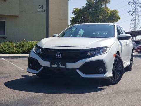 2017 Honda Civic for sale at Masi Auto Sales in San Diego CA