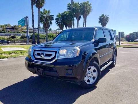 2011 Honda Pilot for sale in San Diego, CA