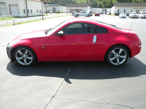 2008 Nissan 350Z For Sale In Fort Payne, AL
