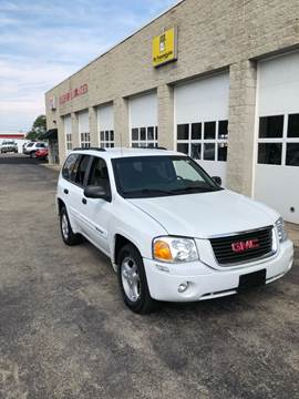 2004 GMC Envoy for sale at Cresthill Auto Sales Enterprises LTD in Crest Hill IL