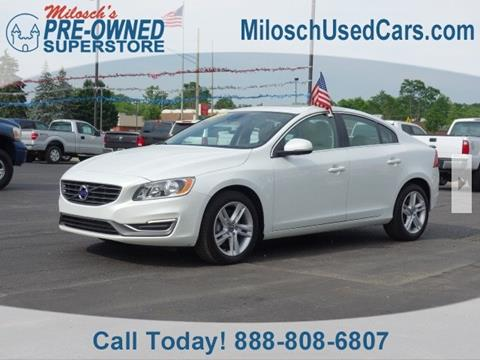 2015 Volvo S60 for sale in Lake Orion, MI