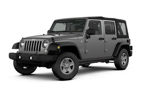 2018 Jeep Wrangler Unlimited for sale in Lake Orion, MI