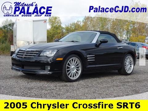 2005 Chrysler Crossfire SRT-6 for sale in Lake Orion, MI