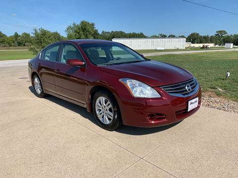 2012 Nissan Altima for sale in Adel, IA