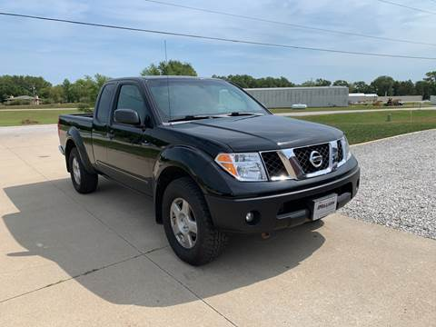 2008 Nissan Frontier for sale in Adel, IA