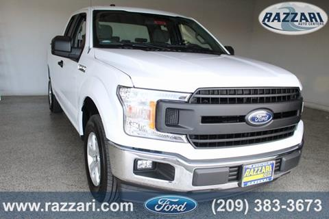 2018 Ford F-150 for sale in Merced, CA