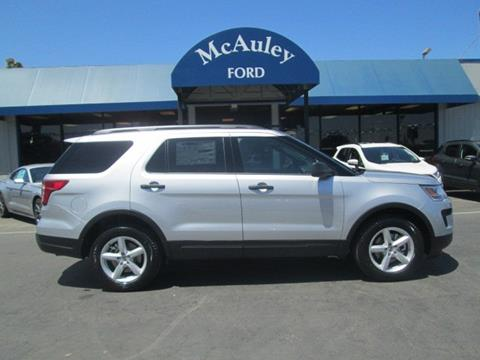 2018 Ford Explorer for sale in Patterson, CA