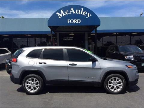 2014 Jeep Cherokee for sale in Patterson, CA
