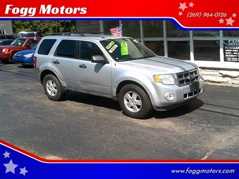 2011 Ford Escape for sale in Battle Creek, MI