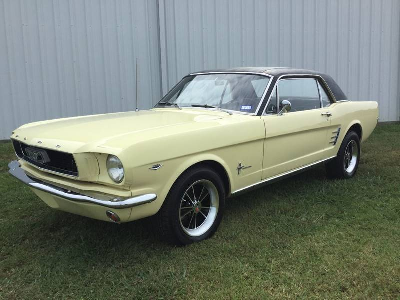 1966 Ford Mustang In Lancaster Sc American Muscle Car Sales