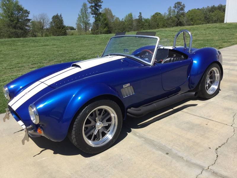 1965 shelby cobra in lancaster sc american muscle car sales. Black Bedroom Furniture Sets. Home Design Ideas