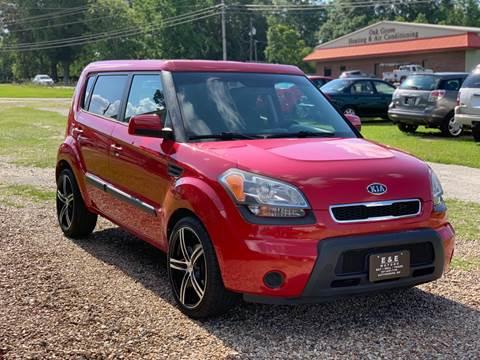2011 Kia Soul for sale in Hattiesburg, MS