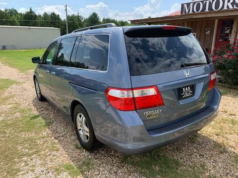 Honda Of Hattiesburg >> 2006 Honda Odyssey For Sale In Hattiesburg Ms