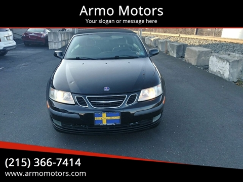 2005 Saab 9-3 for sale in Willow Grove, PA