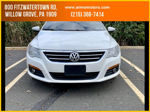 2009 Volkswagen CC for sale in Willow Grove, PA