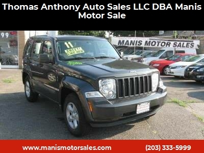 2011 Jeep Liberty for sale in Bridgeport, CT