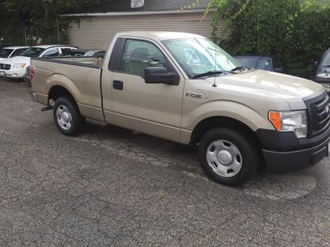 2009 Ford F-150 for sale in Bridgeport, CT