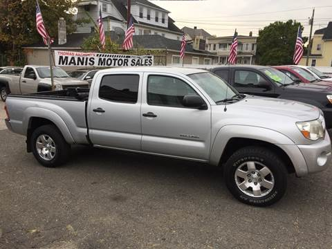 2007 Toyota Tacoma for sale in Bridgeport, CT