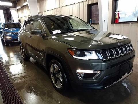2018 Jeep Compass for sale in Americus, GA