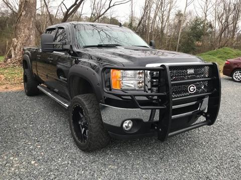 2014 GMC Sierra 2500HD for sale in Americus, GA