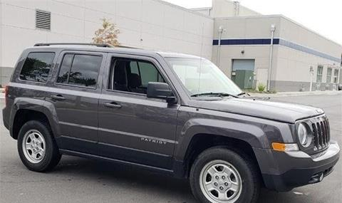 2017 Jeep Patriot for sale in Leesburg, GA