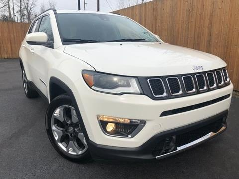2018 Jeep Compass for sale in Leesburg, GA