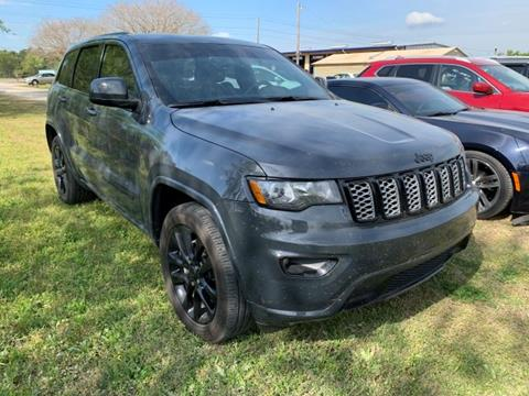 2018 Jeep Grand Cherokee for sale in Leesburg, GA