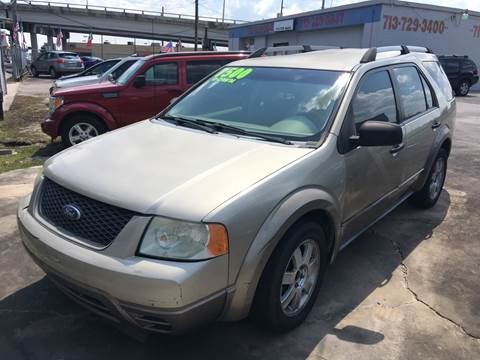 2006 Ford Freestyle for sale in Houston, TX