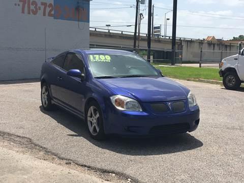 2007 Pontiac G5 for sale in Houston, TX