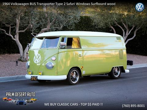 bcad7db6fa Used 1964 Volkswagen Bus For Sale in Oklahoma - Carsforsale.com®