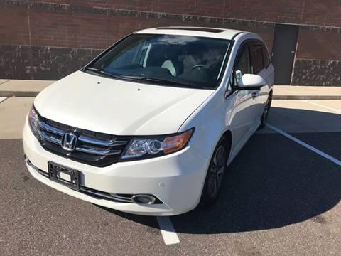 2015 Honda Odyssey for sale in Lino Lakes, MN