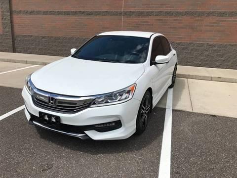 2016 Honda Accord for sale in Lino Lakes, MN