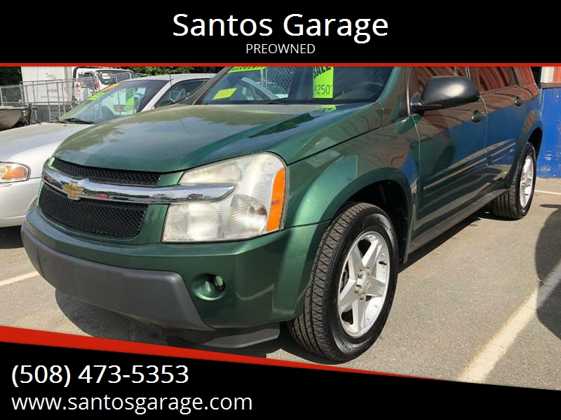 2005 Chevrolet Equinox For Sale At Santos Garage In Milford MA