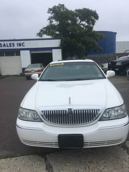 2006 Lincoln Town Car Signature Limited In Revere Ma Nick S Auto