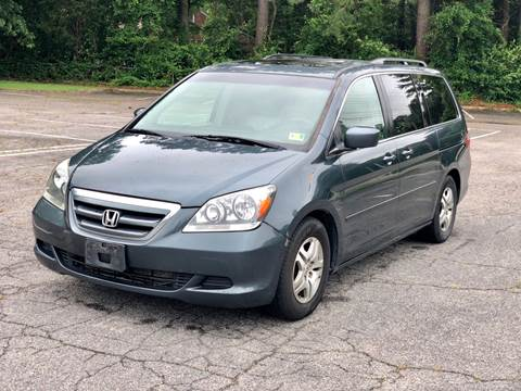 2005 Honda Odyssey for sale at Supreme Auto Sales in Chesapeake VA