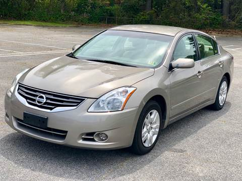 2012 Nissan Altima for sale at Supreme Auto Sales in Chesapeake VA