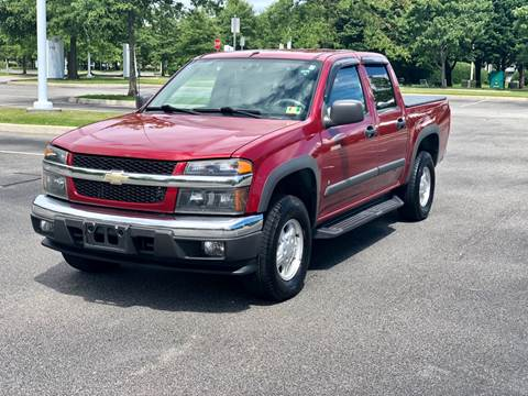 2006 Chevrolet Colorado for sale at Supreme Auto Sales in Chesapeake VA