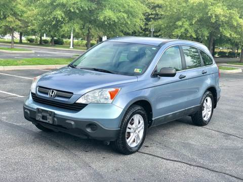 2008 Honda CR-V for sale at Supreme Auto Sales in Chesapeake VA