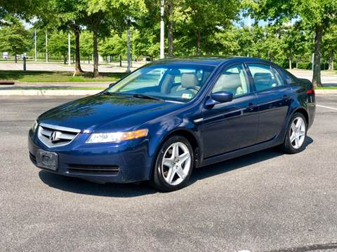 2006 Acura TL for sale at Supreme Auto Sales in Chesapeake VA