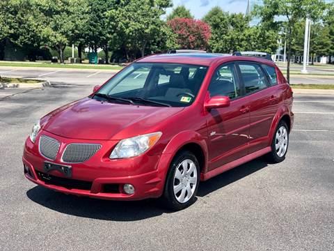 2006 Pontiac Vibe for sale at Supreme Auto Sales in Chesapeake VA