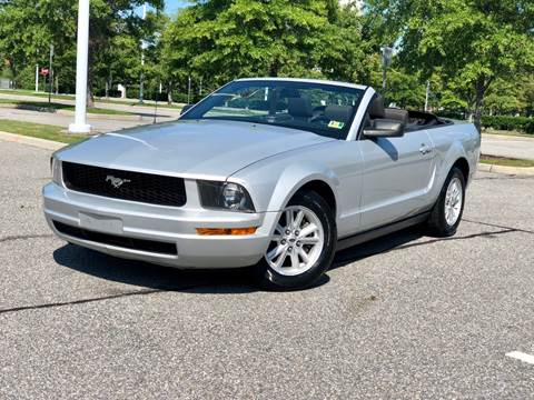 2005 Ford Mustang for sale at Supreme Auto Sales in Chesapeake VA
