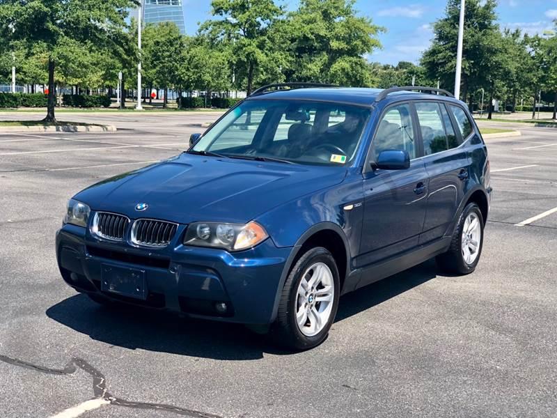 2006 BMW X3 for sale at Supreme Auto Sales in Chesapeake VA