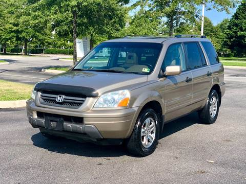 2005 Honda Pilot for sale at Supreme Auto Sales in Chesapeake VA
