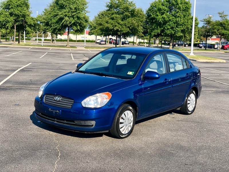 2006 Hyundai Accent for sale at Supreme Auto Sales in Chesapeake VA