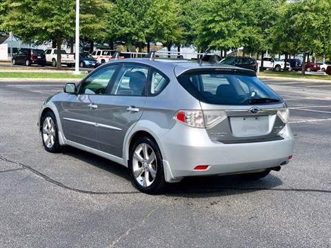2010 Subaru Impreza for sale at Supreme Auto Sales in Chesapeake VA