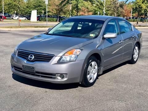 2008 Nissan Altima for sale at Supreme Auto Sales in Chesapeake VA