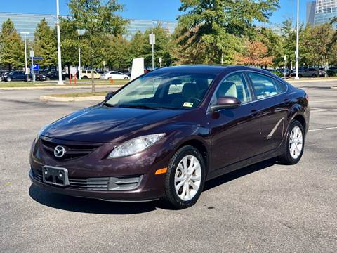 2010 Mazda MAZDA6 for sale at Supreme Auto Sales in Chesapeake VA