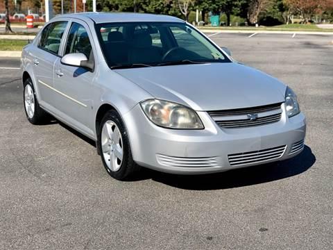 2008 Chevrolet Cobalt for sale at Supreme Auto Sales in Chesapeake VA